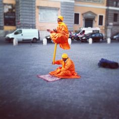 Found on Starpin. #monks #roma #awesome