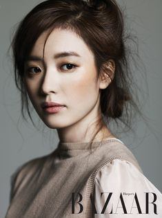 Han Hyo Joo - pale skin and peach cheaks