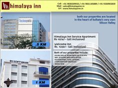 """FIND """"HIMALAY INN SERVICE APARTMENT"""" AND """"WELCOME INN"""" AT THE HEART OF SILICON VALLEY OF EAST -- http://www.himalayainn.in #himalayainn"""