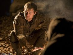 Jonas Armstrong, who starred as Robin Hood in the BBC One series,
