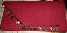 FASHION REHABBERS/ RED PLACEMAT