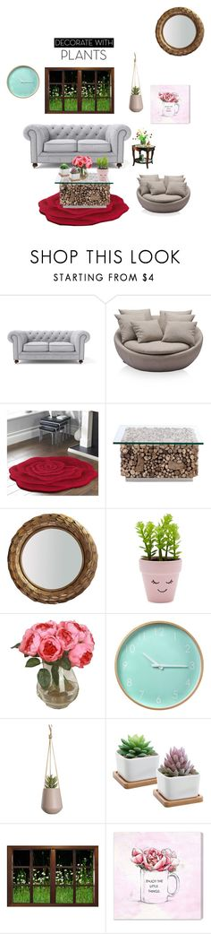 """Simply beautiful"" by abby-white-2 ❤ liked on Polyvore featuring interior, interiors, interior design, home, home decor, interior decorating, Hermès, New Look, Oliver Gal Artist Co. and plants"