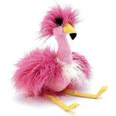 Fenella Flamingo
