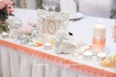 коралловая свадьба