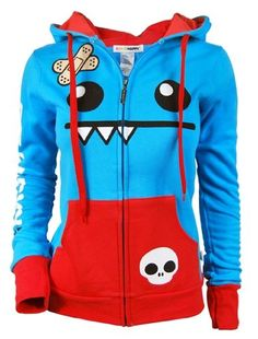 Wadulifashions — So So Happy Ozzie Hoodie. Ozzie face printed on... - wadulifashions.com