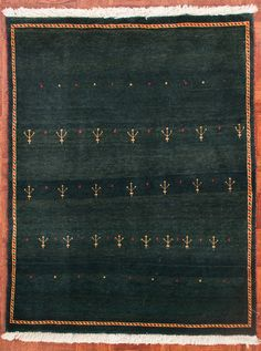 Gabbeh #6715, Grillo Outlet Price: $445 | Grillo Oriental Rug Outlet And  Care