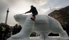 Mark Coreth, Polar Bear, 2009