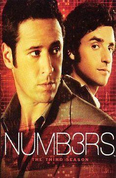 NUMB3RS:COMPLETE THIRD SEASON