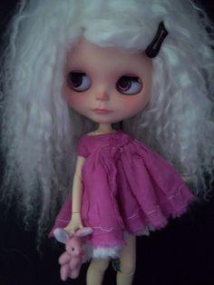 OOAK Custom Blythe Doll by ArtDollKeepsakes