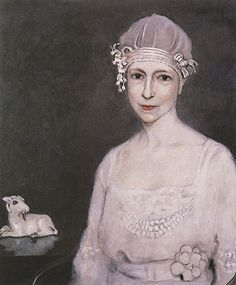Romaine Brooks Elsie de Wolfe, 1920