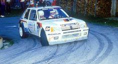 Peugeot 205 T16 Gruppo B all'Italiano Rally 1986: la storia nelle immagini - Immagine 5 - Curiosità - Motori.it