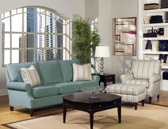 Temple Furniture - Tiffany Sofa, Chair & Ottoman