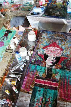 wallpaper day! | by Anahata Katkin / PAPAYA Inc.