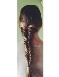 Hair, Braid, Fishtail, ❤️ ☺. ☂. ☻  ☂