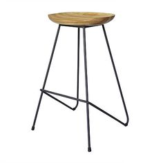 Reminiscent of exotic travels, the Aalia Barstool is beautifully organic, earthy and naturally contemporary. This product commands your attention and makes a bold style statement in the best of ways.  STORY Australian based Uniqwa specializes in designer furniture inspired by nature and ethnic culture that fits into co