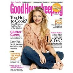 I always love free magazines. Right now you can get a FREE Two Year Subscription To Good Housekeeping! NO CREDIT CARD REQUIRED!!!  Allow 8-10 weeks for delivery! Get yours today! Comments comments
