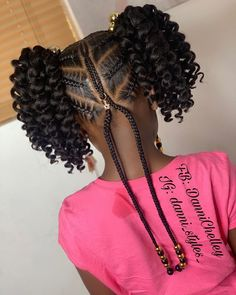You are in the right place about black girl hairstyles for kids mothers Here we offer you the most b Little Girl Braid Styles, Little Girl Braids, Braids For Kids, Girls Braids, Kid Braid Styles, Little Girls Natural Hairstyles, Lil Girl Hairstyles, Wedding Hairstyles, Braided Cornrow Hairstyles