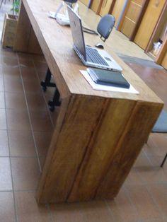 aparador em madeira de demolicao | Madeira de Demolição