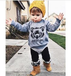 Just be you sweat shirt @littlebigdreamers clothes