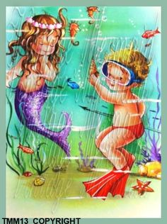 MERBABIES Quilt Block For Diy Quilting Quilts by QUILTFABRICBLOCKS, $6.99