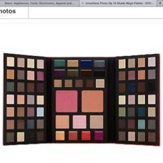 smashbox Photo Op 78 Shade Mega Palette  ^ One of the best make-up palettes