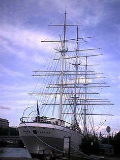 Suomen Joutsen Tall Ships, Helsinki, Sailing Ships, Boat, Places, Swans, Finland, History, Dinghy