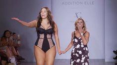 Addition Elle at New York Fashion Week 2016