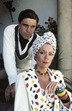 Diana Rigg and Nicholas Clay - diana-rigg Photo