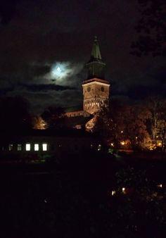 Turun tuomiokirkko (Turku Cathedral), Turku, Finland. Photo by Rainer Långstedt