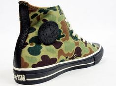 Hunter Camo Pack | Converse