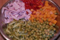 Vajíčková tlačenka - krok za krokem | NejRecept.cz Remoulade, Cabbage, Vegetables, Desserts, Food, How To Cook Eggs, Top Recipes, Tailgate Desserts, Deserts