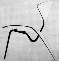 Poul Kjaerholm | PK0 lounge chair, 1952.