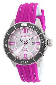 d3e23530b1b Other Jewelry and Watches 98863  Invicta Pro Diver 20208 Womens 38Mm  Stainless Steel Quartz Watch
