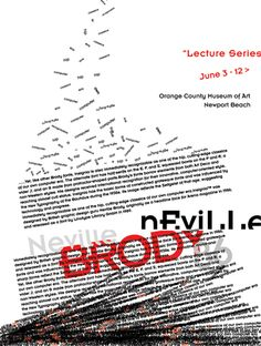 neville brody research paper