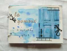 La Gomera Mini Book - Scrapbook.com