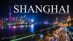 Shanghai is a very lively, interesting, saturated and pleasant town. It is one of the best cities that I have visited. In this time lapse video I used the fo...