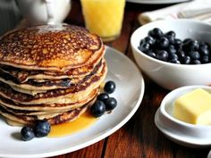 12 Delicious Amaranth Recipes (Hint: Amaranth is a Gluten-Free Grain): Amaranth Pancakes