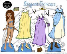 paper dolls pinterest - Buscar con Google