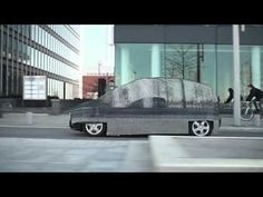 Ad of the Day: Mercedes-Benz Builds Invisible Car to Hype Zero-Emission Technology | Adweek