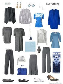 Build a Travel Capsule Wardrobe by Starting with Art: Les Glaciers by Alexandre Sergejewitsch Borisoff - The Vivienne Files Capsule Wardrobe Mom, Capsule Outfits, Fashion Capsule, Travel Wardrobe, Work Wardrobe, Build Wardrobe, Capsule Clothing, Casual Attire For Women, Business Casual Attire