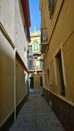 Calle Lirío, Sevilla