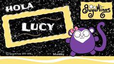 """Hola Lucy... Tu Nombre al estilo Guyuminos! Sabías que Lucy es la forma inglesa de Lucía y su diminutivo. Lucia es la forma femenina de Lucius, proviene del Latín Lux que significa """"Luz"""".  Variantes: Luzia, Lucilla, Luca, Luce, Lucinda. :D *Lucy: English form ofLUCIA. From Latinlux""""light"""" . Comparte los nombres de tus familiares y amigos que encuentres! Visita nuestro Canal https://www.youtube.com/channel/UC_2Jx6CoyLE #guyuminos #lucy #ilustracion #cute #significado #nombres"""