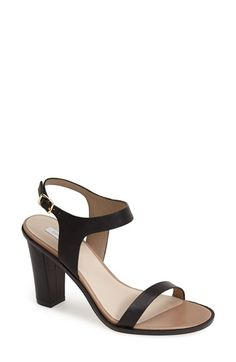 Cole Haan 'Cambon' Leather Ankle Strap Sandal (Women) available at #Nordstrom