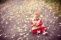 Charline : séance photos enfant le jour d'Halloween ! | Julie Roz'