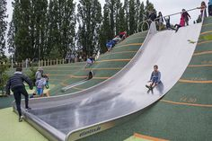 Margaret mahy Family Playground - Fleetwood Urban