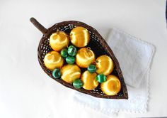 17 Vintage Satin Christmas Tree Ornaments Holiday by MagnoliaManor