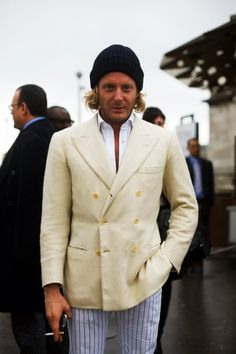 From May GQ – Mr. Lapo Elkann « The Sartorialist