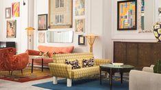 Kelly Wearstler furnishes San Francisco Proper hotel with European design