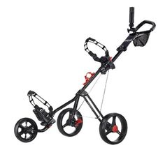 Best Golf Bags | CaddyTek SuperLite Deluxe Golf Push Cart Black * Details can be found by clicking on the image. Note:It is Affiliate Link to Amazon.