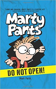 Marty Pants is different from your typical middle schooler. He has the soul of an artist, and as an artist, he notices things—the kinds of things other kids don't seem to see. So when Marty discovers that an alien is lurking around his town, watching him, Marty knows this is a danger he can't just ignore. But no one, not his best friends Parker and Roongrat or his mother, father, sister, arch-enemy, Simon, or Chief of Police Pickels, believes him. So, it's up to Marty to save the world—his…